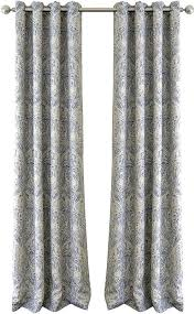 Grey And White Chevron Curtains Uk by Grey Chevron Blackout Curtains Grey And Taupe Chevron Blackout