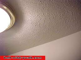 Hanging Drywall On Ceiling by Second Layer Of Drywall On Textured Ceiling Do I Need To Sand
