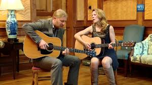 Derek Trucks Susan Tedeschi Acoustic Performance
