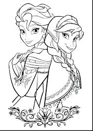 Frozen Color Pages Elsa And Anna Disney Printable Coloring Book 5 1759898