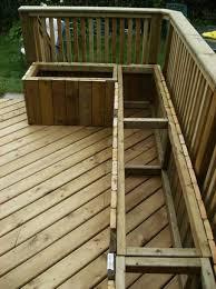 19 diy outdoor bench and storage organization ideas diy craft