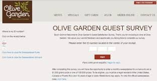 Participate in Olive Garden Survey to free food Food & LifeStyle Pinterest