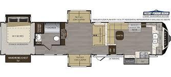 Montana 5th Wheel Floor Plans 2015 by Alpine