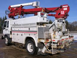 100 Derrick Truck USED 2004 GMC T7500 FOR SALE 1673