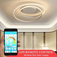 heißer verkauf moderne led deckenleuchten für wohnzimmer schlafzimmer esszimmer leuchten weiß schwarz decke len leuchten ac110v 220v