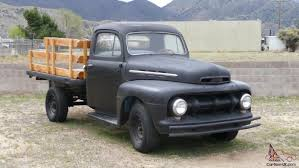 1951 FORD F-3 FLATBED TRUCK! 1951 Ford F3 Flatbed Truck No Chop Coupe 1949 1950 Ford T Pickup Car And Trucks Archives Classictrucksnet For Sale Classiccarscom Cc698682 F1 Custom Pick Up Cummins Powered Custom Sale Short Bed Truck Used In Pickup 579px Image 11 Cc1054756 Cc1121499 Berlin Motors