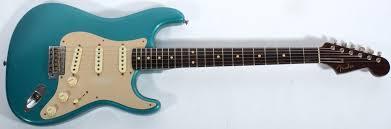 Fender Custom Shop Ltd Journeyman Relic 50s Stratocaster W Solid