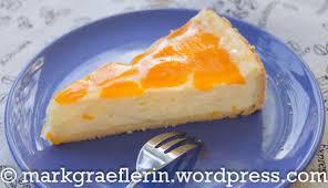 schmandkuchen mit mandarinen lebensart im markgräflerland