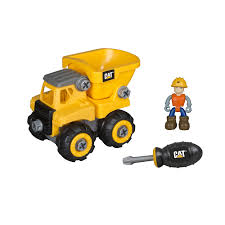 Caterpillar Junior Operator Dump Truck Construction Vehicle Toy | EBay Caterpillar Cat Toys 15 Remote Control Dump Trucks Mini Machine Cstruction Toy Truck Ebay State Takeapart 1986 785 Yellow Remco Goodyear Super Daron Cat39514 Diecast Pictures The Top 20 Best Ride On For Kids In 2017 Cat Take Apart Tough Tracks Kmart