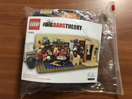 lego the big theory 21302