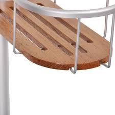 Teak Wood Bathtub Caddy by Bathroom Outstanding Teak Bathtub Caddy For Modern Bathroom