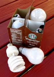 how to store light bulbs