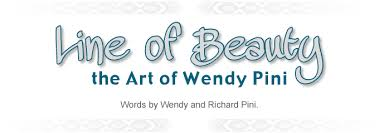 Line Of Beauty The Art Wendy Pini Trade Edition Cover