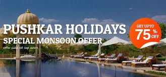 Great Travel Deal Upto 75 Discount On Pushkar Holiday Packages