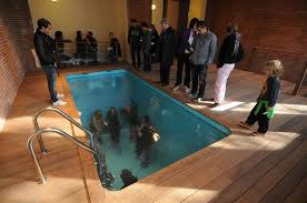 If Its Hip Here Archives A Fake Pool Makes Splash All Over The World