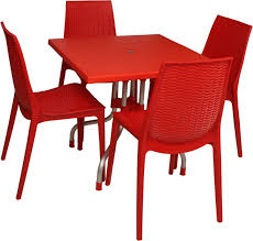 Supreme Red Plastic Table & Chair Set Price In India - Buy Supreme ... Cuba Stackable Faux Leather Red Ding Chair Acrylic Chairs Midcentury Room By Carl Aubck For E A Pollak Fast Food Ding Room Stock Image Image Of Lunch Ingredient Plastic Outdoor Fniture Makeover Iwmissions Landscaping Modern Red Kitchen Detail Area Transparent Rspex Table Murray Clear Set Of 2 Side Retro Red Ding Lounge Chairs Eiffle Dsw Style Plastic Seat W Cool Kitchen From The 560s In Etsy 2xhome Gray Mid Century Molded With Arms 24 Incredible Covers Cvivrecom