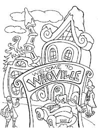 Christmas Printable Coloring Pages For Preschoolers Toddlers Adults Abstract The Unhappy Page Holiday How