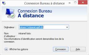 bureau distant windows windows epfl article no 367 connexion bureau à distance avec la