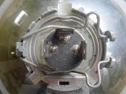 bmw motorcycle headlight chrome reflector lens lense