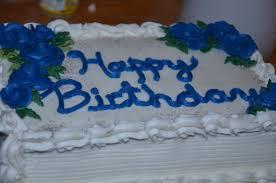 Gluten Free Banana Custard Birthday Cake
