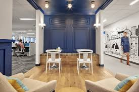 Placester offices by IA Interior Architects Boston