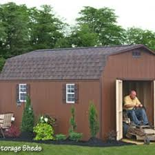 Wood Storage Sheds 10 X 20 by Sheds Unlimited 19 Photos Self Storage 2025 Valley Rd