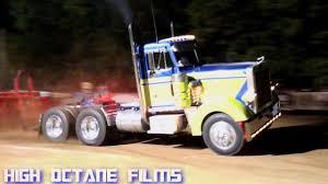 100 Bluegrass Truck And Trailer PRO STREET SEMI CLASS BATTLE OF THE BLUEGRASS PULLING LEAGUE YouTube