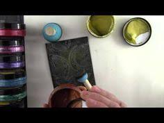 Viva Decor Inka Gold Turquoise by Viva Decor Inka Gold Metallic Rub Finish Paint Beeswax Germany
