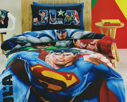 Superhero Bedding Twin by Kids Bedding Dreams