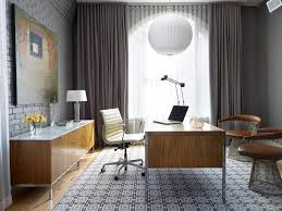 office artwork ideas home office contemporary with brick wall task