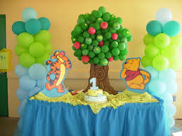 Winnie The Pooh Baby Shower by Winnie The Pooh Theme For Decorating Baby Shower Party Pc150084