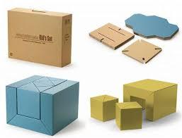Growing Up Creative Cardboard