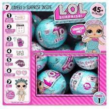 LOL Surprise Doll Mermaid Series 1 1pcs