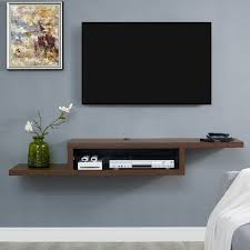 Stylish Wall Mounted Hutch Entertainment Centers Rocket Uncle Inside Shelves For Tvs On The Ideas