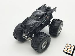 Hot Wheels Diecast Toy Monster Jam 1 64 Batman Batmobile 1 Monster Truck