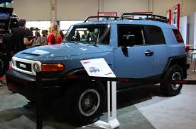 Toyota FJ Cruiser Gets Last Hurrah With Trail Teams Edition - Truck ...