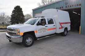 New Truck Enhances Duncombe Fire | News, Sports, Jobs - Messenger News