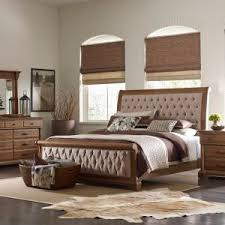 Bedroom Enrich Your Decor With King Size Sleigh Bed