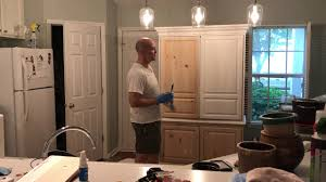 Painting A Repurposed Tv Armoire. - YouTube 5 Essential Mulfunctional Storage Furnishings Hgtv Art Armoire A Craigslist Makeover Happiness Is Homemade Tv Becomes An Office Patina And Paint Best 25 Redo Ideas On Pinterest Armoires Refurbished How To Revamp Old Console Cabinet Designs By Studio C Stand Turned Bar Valspar Chef White Paint Antique Glaze Fearsome Enthrall Endearing Mabur Illtrious Remodelaholic Turn Eertainment Center Into A Table Bedroom Wardrobe Closet For Greatest 40s Industrial Steel Cstruction Repurposed Jewelry Mirrored Cottage With White Clothing Dress 12 New Uses For Fniture