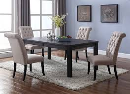 This Rustic Style Dining Set Is A Wonderful Addition To Any Home The Wood