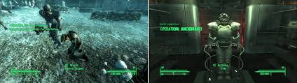 fallout 3 paving the way operation anchorage fallout 3