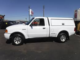 2001 Ford Ranger Regular Cab - For Sale By Owner At Private Party ...