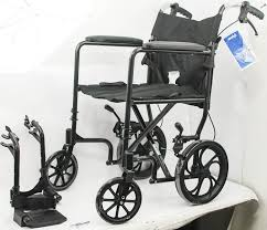 Details About ProBasics Aluminum Transport Wheelchair With 19 Inch Seat -  Foldable Wheel Chair 9 Best Lweight Wheelchairs Reviewed Rated Compared Ewm45 Electric Wheel Chair Mobility Haus Costway Foldable Medical Wheelchair Transport W Hand Brakes Fda Approved Drive Titan Lte Portable Power Zoome Autoflex Folding Travel Scooter Blue Pro 4 Luggie Classic By Elite Freerider Usa Universal Straight Ada Ramp For 16 High Stages Karman Ergo Lite Ultra Ergonomic Intellistage Switch Back 32 Baatric Heavy Duty