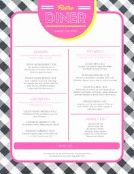 Catering Menu Template Free Unique Wedding Bar Templates Lovely Design Amp