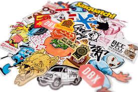 100 Custom Stickers For Trucks Sticker Types