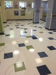 Floor Buffer Maintenance by Best Floor Finish Vct And Vinyl Floors U2013 Epic U2013 Ultra Durable