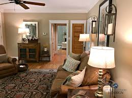 Country Style Living Room Pictures by Benjamin Moore Lenox Tan In Farmhouse Country Style Living Room
