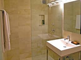 fresh travertine tile in a bathroom 8921