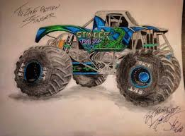 100 Monster Trucks Tucson Images And Pictures About Stingerunleashed At Instagram By Picbon