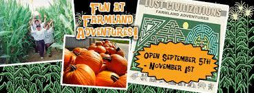 Pumpkin Patch Fayetteville Arkansas by Farmland Adventures Corn Maze Pumpkin Patch Opens Friday